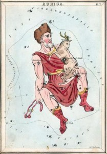 Auriga from Urania's Mirror