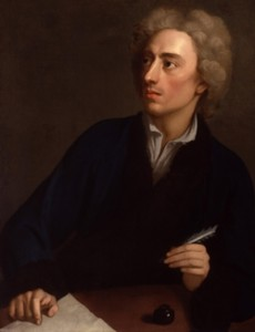 Alexander Pope, by Michael Dahl