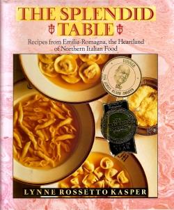The Splendid Table by Lynne Rossetto Kasper