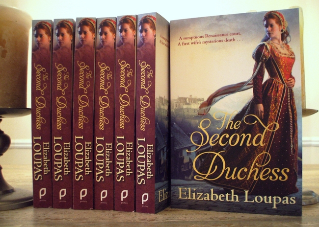 The Second Duchess, UK Edition