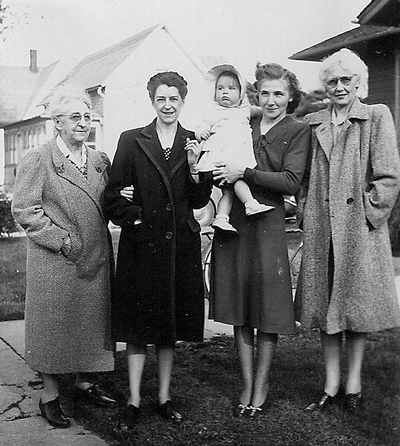 Mother's Day 1947